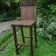 เก้าอี้บาร์พนักพิงไม้วอลนัท thumbnail 2