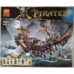 เลโก้จีน BELA.10680 ชุด Pirates of the Caribbean Silent Marry
