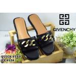 รองเท้าแตะแฟชั่น แบบสวม แต่งโซ่สวยเก๋สไตล์จีวองชี หนังนิ่ม พื้นนิ่ม วัสดุอย่างดี งานสวย ใส่สบาย แมทสวยได้ทุกชุด (GV4134)