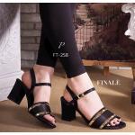 รองเท้าแฟชั่น ZARA style สวมรัดส้น สวยหรูดูดี ผ้าซาติน แต่งอะไหล่ทอง ใส่สวย เก็บทรงหุ้มเท้าดี สายรัดปรับกระชับเท้าได้ ส้นหนา ใส่สบาย พื้นนิ่ม แมทสวยได้ทุกชุด สูง 2.5 นิ้ว สีดำ แดง