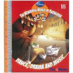 Dance,drama and music
