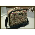 """กระเป๋าเดินทาง Roma Polo Mini 14"""" โรม่าโปโล กระเป๋าผ้าหน้าโฟม แบบสะพายข้าง ซิปรอบ น้ำหนักเบา สายสะพายถอดเก็บได้ เสียบคัน ชักกระเป๋าเดินทางได้ ภายในกว้างมาก จุของได้เยอะ ภายในบุผ้าพิมพ์ โลโก้อย่างดีและมีช่องซิปใส่ของ สีสวยสดใส แข็งแรงทนทาน ไปได้ ทุกที"""