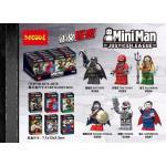 เลโก้จีน Decool.0282-0287 ชุด Super Heroes