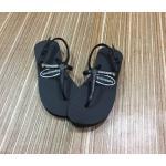 รองเท้าแตะแฟชั่น แบบหนีบ รัดส้น สไตล์ havaianas ยางอย่างดีนิ่มยืดหยุ่น สวยเก๋ ใส่สบาย แมทสวยได้ทุกชุด