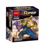 เลโก้จีน Decool.0296 ชุด Thanos (สลับถุงมือ กับมือ ได้)
