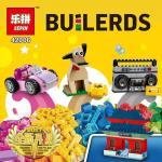 เลโก้จีน LEPIN.42006 ชุด Builders ตัวต่ออิสระ 612 ชิ้น
