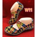 รองเท้าเพื่อสุขภาพ ยางสาน ยางอย่างดียืดหยุ่นกระชับเท้า แต่งสีสลับสวยเก๋ พื้นสปอร์ท แบบสลิมใส่สบาย แมทได้ทุกชุด ใส่ได้ทุกวัน