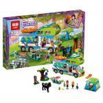 เลโก้จีน LEPIN.01062 ชุด Friends Mia's Camper Van