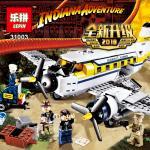 เลโก้จีน LEPIN.31003 ชุด Indiana Jones