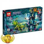 เลโก้จีน LEPIN.30018 ชุด Elves Noctura's Tower & the Earth Fox Rescue