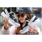 รองเท้าผ้าใบแฟชั่น สไตล์เกาหลี ดีไซน์เก๋น่ารักไม่เหมือนใคร วัสดุอย่างดี ทรงสวย ใส่สบาย ใส่เที่ยว ออกกำลังกาย แมทสวยเท่ห์ได้ทุกชุด