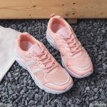 รองเท้าผ้าใบแฟชั่น แต่งลายสไตล์เกาหลีสวยเก๋ วัสดุอย่างดี ใส่เที่ยว ออกกำลังกาย ใส่สบาย แมทสวยได้ทุกชุด (Y06)