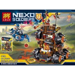 เลโก้จีน LELE79307 ชุด NEXO Knights