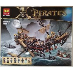 เลโก้จีน BELA.10680 ชุด Pirates of the Caribbean Silent Marry