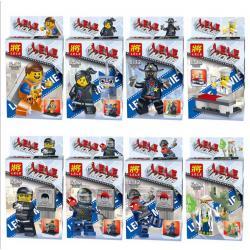เลโก้จีน LELE78060 The movie 2