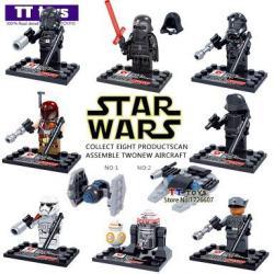 เลโก้จีน Dargo no.867 ชุด Starwars
