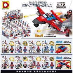 เลโก้จีน DLP.9044 ชุด Spider man
