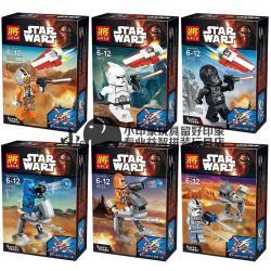 เลโก้จีน LELE 79191 ชุด Starwars