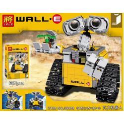 เลโก้จีน LELE39023 ชุด Wall E