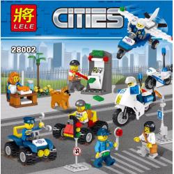 เลโก้จีน LELE.28002 ชุด City