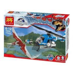 เลโก้จีน LELE 79092 ชุด Jurassic World