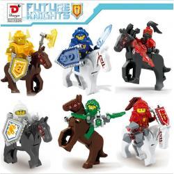 เลโก้จีน Dargo897 ชุด NEXO Knights ม้า
