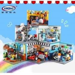เลโก้จีน XB-01402 ชุด Diorama Home Furnishing II