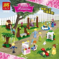 เลโก้จีน LELE.37018 ชุด Happy Princess