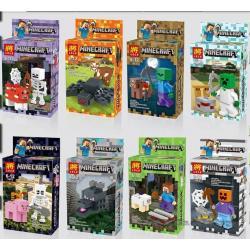 เลโก้จีน LELE79018 Minecraft