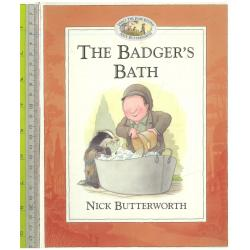 Badger's Bath