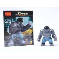 เลโก้จีน Decool.0146 ชุด Gray hulk