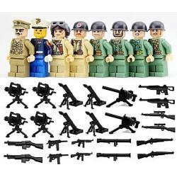เลโก้จีน SY614 ชุด War series