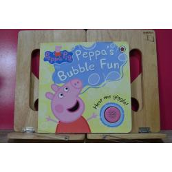 peppa bubble fun