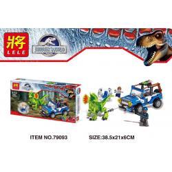 เลโก้จีน LELE 79093 ชุด Jurassic World