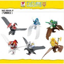 เลโก้จีน Dargo 904 ชุด NEXO Knights นกอินทรีย์