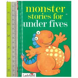Monster stories for under fives