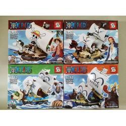 เลโก้จีน SY.961A-D ชุด One Piece