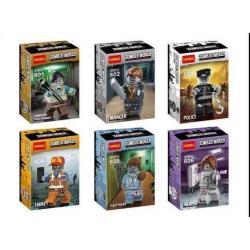 เลโก้จีน Zombie world