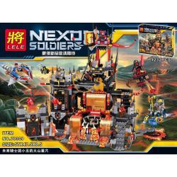 เลโก้จีน LELE79309 ชุด NEXO Knights
