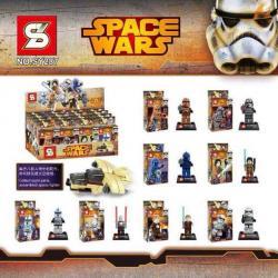 เลโก้จีน SY 287 ชุด ทหาร Star wars