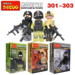 เลโก้จีน Modern War