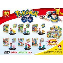 เลโก้จีน LELE39001 ชุด Pokemon Go