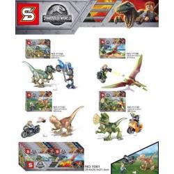 เลโก้จีน SY.1113 ชุด Jurassic World