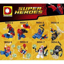 เลโก้จีน DLP.9054 ชุด Spiderman