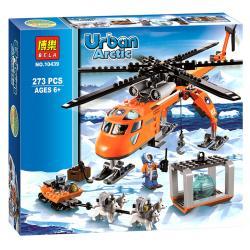 เลโก้จีน Bela10439 ชุด Urban Arctic