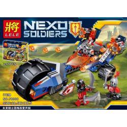 เลโก้จีน LELE79306 ชุด NEXO Knights