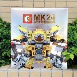 เลโก้จีน SY.60003 ชุด Hulk buster MK24