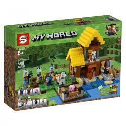 เลโก้จีน SY.991 ชุด Minecraft The Farm Cottage