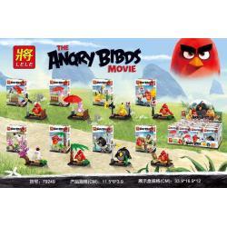 เลโก้จีน LELE79249 ชุด Angry Birds