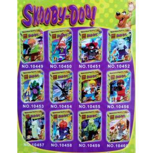 เลโก้จีน Bela No. 10449 - 10460 ชุด Scooby Doo